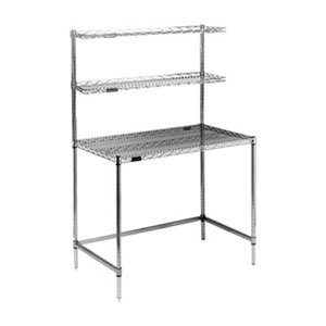 Cleanroom Wire Top Workstations