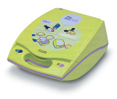 Industrial AED Plus Automated External Defibrillator