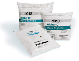 Texwipe Alpha 10 Wipes
