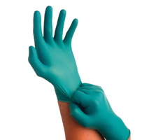 Ansell Touch N Tuff Nitrile Gloves