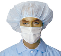 Cleanroom Insta-Guard® Tie Masks
