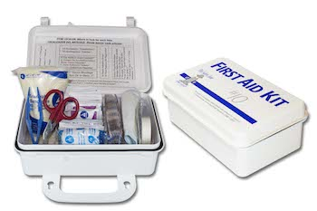 Safety Zone First Aid Kits