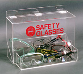 Industrial Safety Glass Dispenser