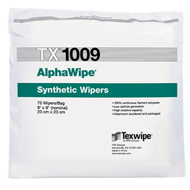 Texwipe Alpha Wipes
