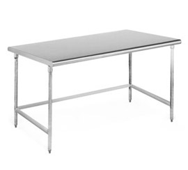 Stainless Cleanroom Table