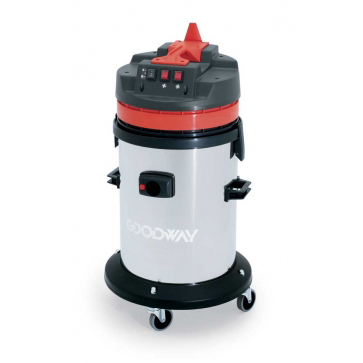 Dry Industrial Vacuum with Power Filter Shaker