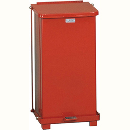 Industrial Waste Receptacles & Utility Carts
