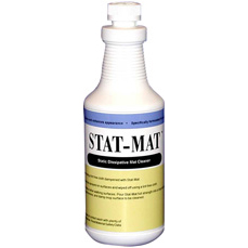 Cleanroom Perma Stat-Mat Anti-Static Mat, Glass & Hard Surface Cleaner