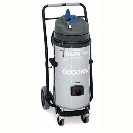 Cleanroom Fine Particle Vacuum Cleaner